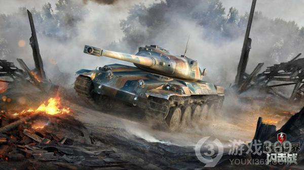 """《坦克世界闪击战》""""AMX 30原""""荣耀返场"""