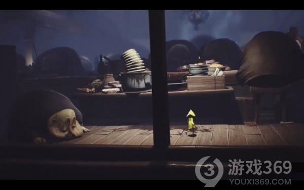 小小梦魇第十关攻略
