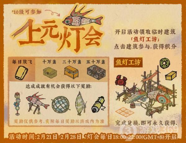 江南百景图上元灯会活动玩法攻略