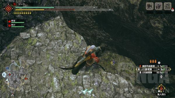 怪物猎人rise铋光石全位置地点