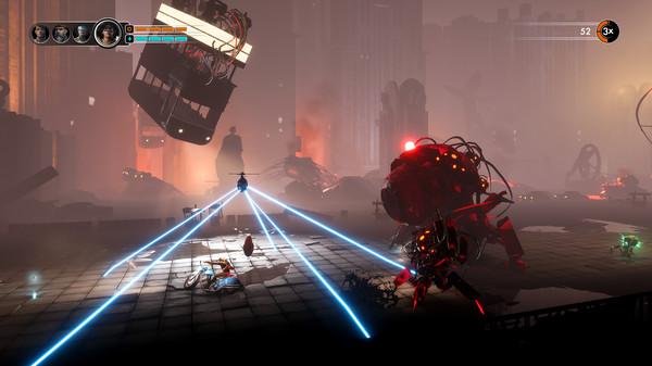 Steam免费领动作竞速游戏《钢铁之鼠》