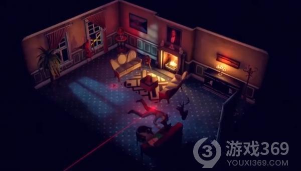 推理解谜冒险游戏Murder Mystery Machine介绍