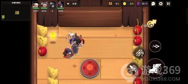 坎公骑冠剑6-1捐金币关卡玩法