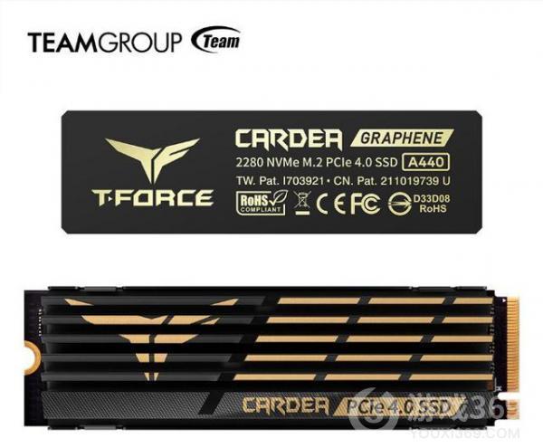 十铨推出该品牌首款DDR5内存陶瓷散热PCIe 4.0固态硬盘