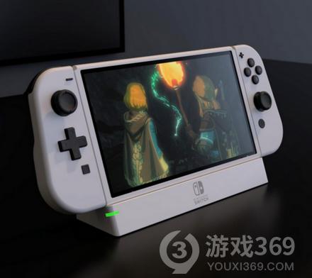 新型Switch谍照曝光