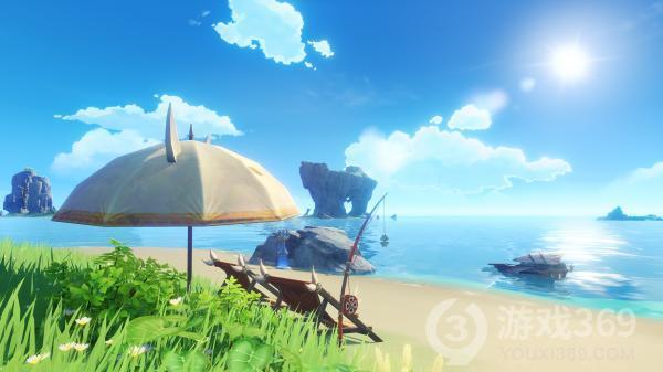 《原神》1.6版本盛夏!海岛?大冒险!今日正式上线