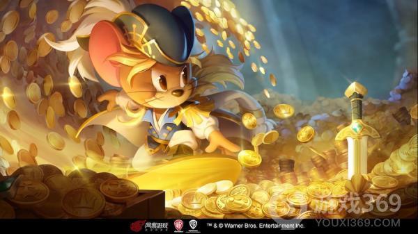 《猫和老鼠》S皮宝藏之王登录魔镜
