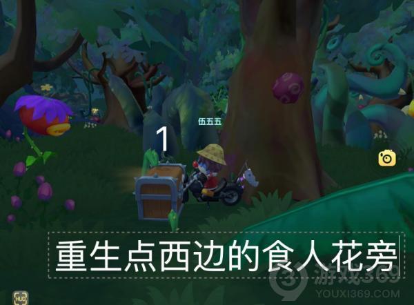 摩尔庄园手游7.20黑森林宝箱在哪 7.20黑森林宝箱位置攻略