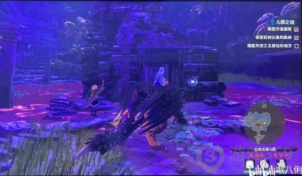怪物猎人物语2儿歌之谜任务怎么做 怪物猎人物语2儿歌之谜位置