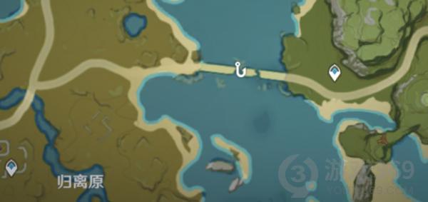 原神金赤假龙在哪钓 原神金赤假龙位置一览