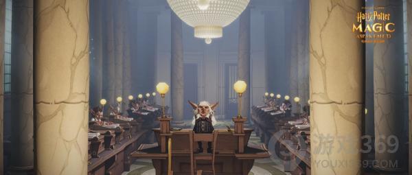 《哈利波特魔法觉醒》今日全平台上线