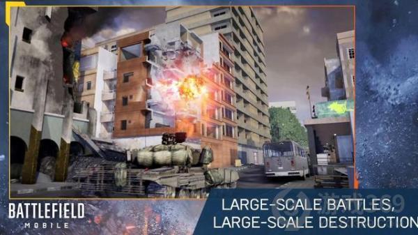 《战地:移动版》预注册开启 首轮测试晚些时候到来