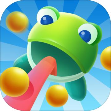 搞怪青蛙苹果版