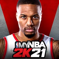 My NBA 2K21苹果版