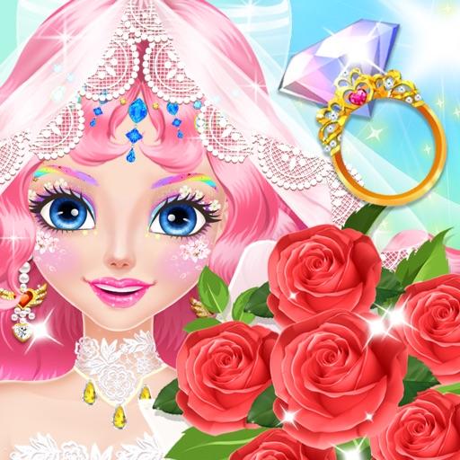 魔法公主新娘婚纱皇家婚礼