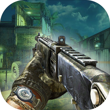 Zombie shooting 3d - Encounter FPS shooting game