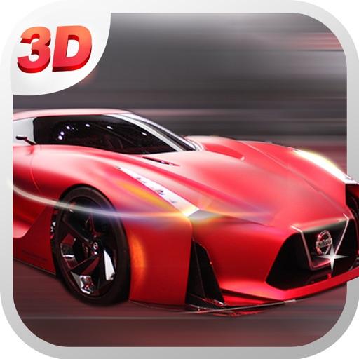 单机赛车飞车3D