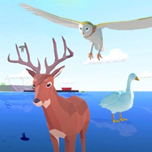 动物派对融合模拟器