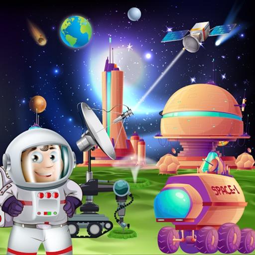 太空城建设