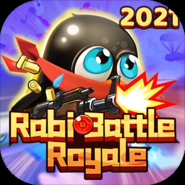 Rabi Battle Royale-2D Cartoon Survival Warriors