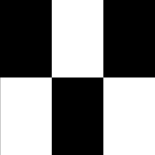 黑白钢琴苹果版