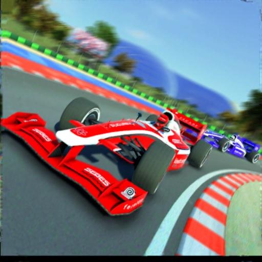 公式2赛车3D