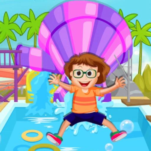 水上水上乐园游戏