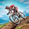 单车山地特技