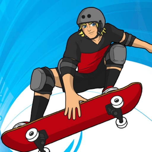 花样滑滑板