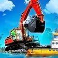 海上挖掘机模拟苹果版