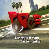 激情赛车游戏