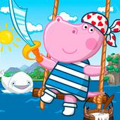 海盗宝藏给孩子们的童话故事