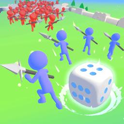 火柴人骰子军队