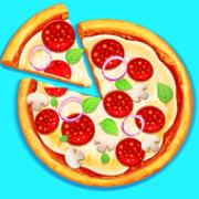 披萨餐厅厨房烹饪