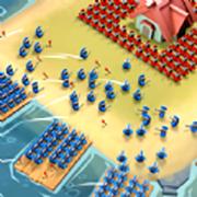 海岛争夺战