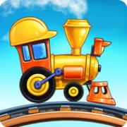 儿童幼儿园学习火车