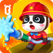 宝宝消防安全
