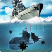 战舰大战潜水艇