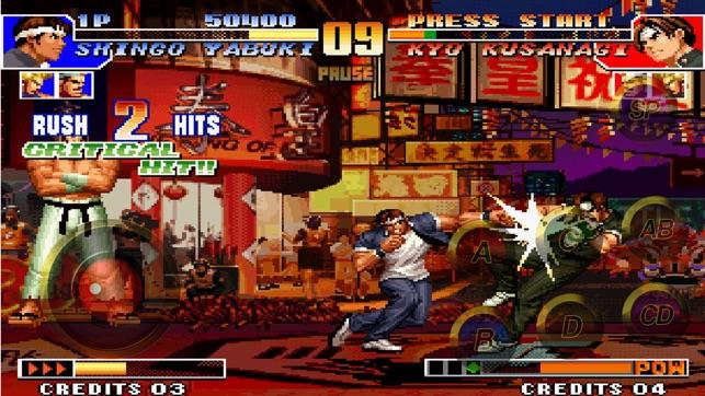 拳皇97苹果版