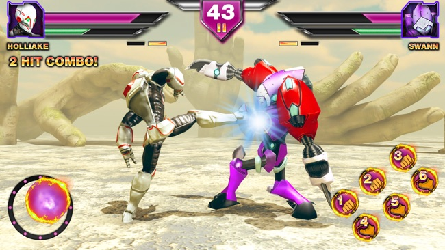 Robot Fighters Championship