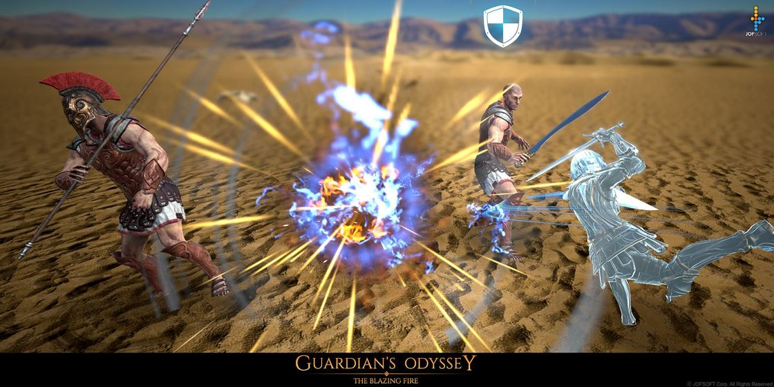 Guardian's Odyssey: Medieval Action RPG