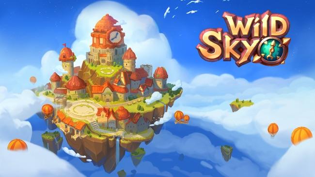 Wild Sky TD:荒野天空塔防