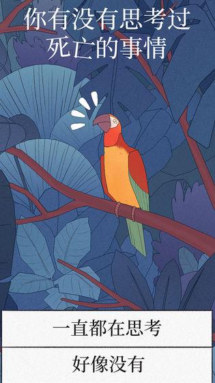 孤独的鸟儿
