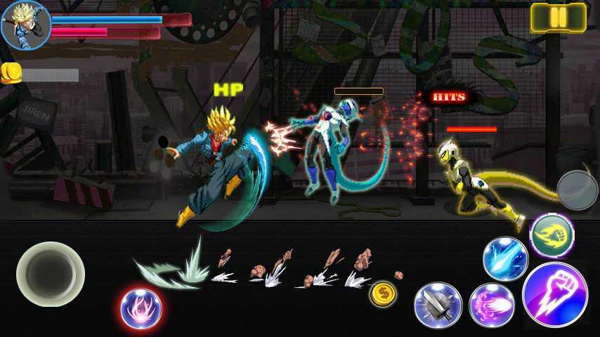 龙珠超级战斗