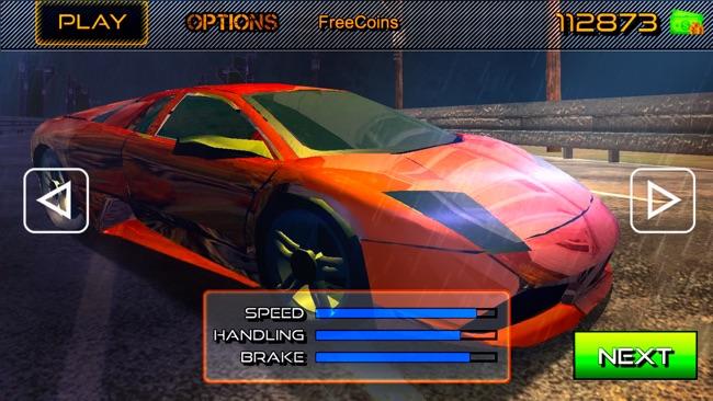 极品赛车游戏
