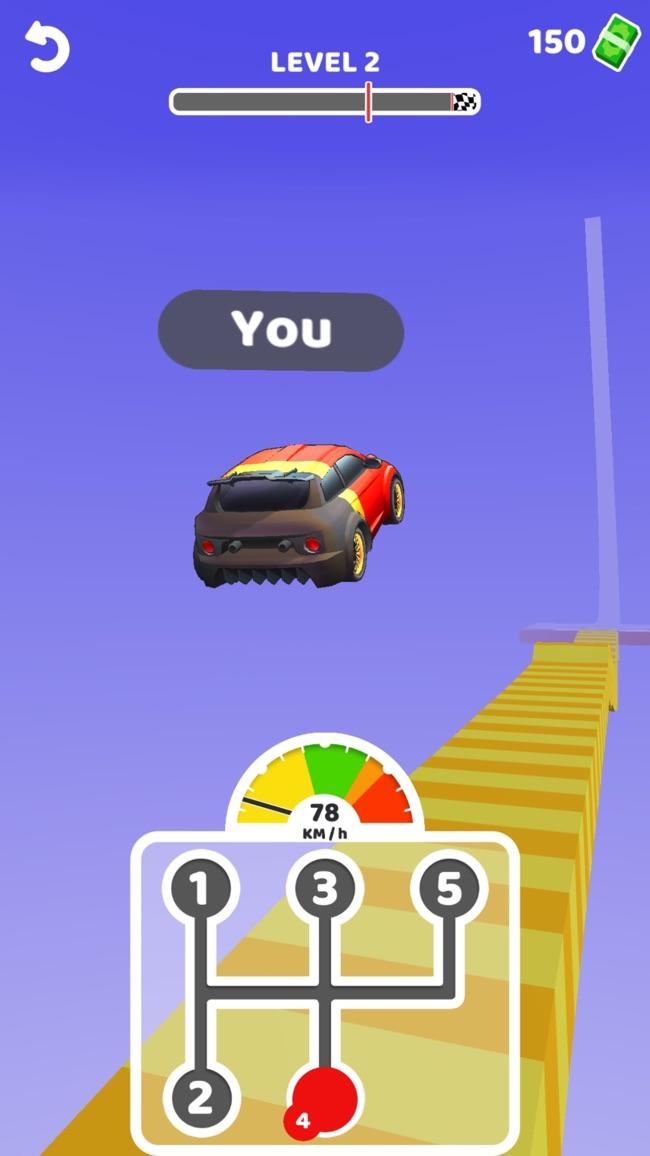 齿轮比赛 (Gear Race 3D)