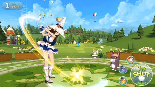 萌幻飛球: Fantasy Golf