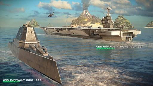 现代战舰苹果版