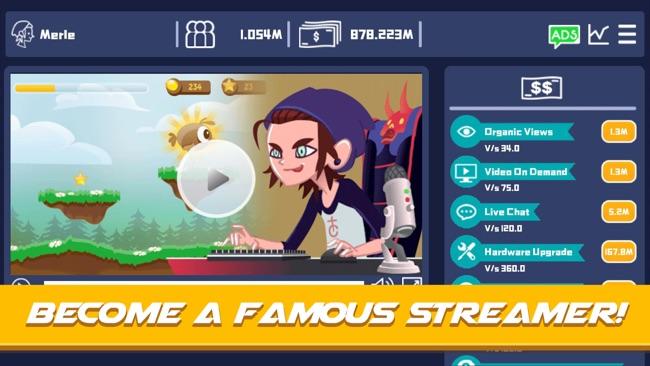 LingPao Tap Streamer