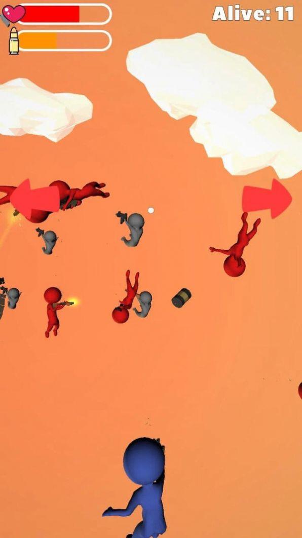 跳伞生存汉化中文版